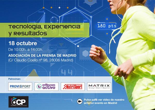 Seminario sobre tecnología y experiencia del cliente, en Madrid