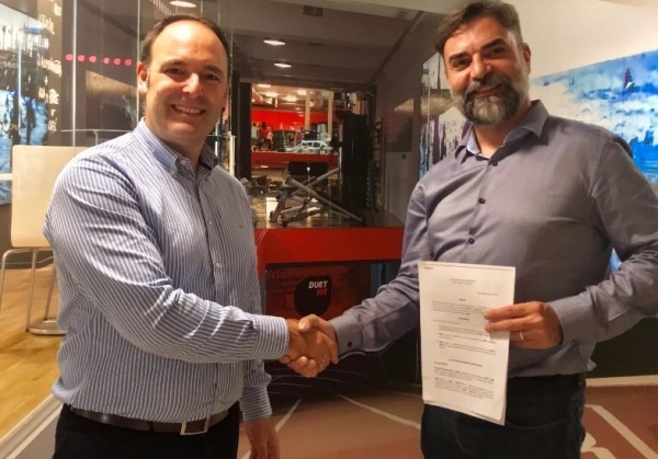 Grupo Duet y ESHI firman un convenio de colaboración