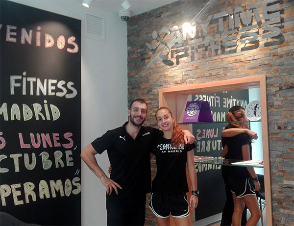 Anytime Fitness alcanza los 40 gimnasios