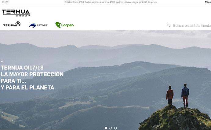 Ternua Group lanza la plataforma B-Link para sus distribuidores