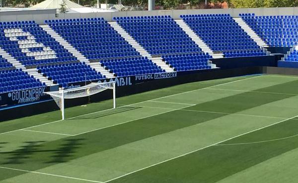 Futbol Factory sube a Primera División de la mano del CD Leganés