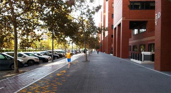 Valencia contará con nueve circuitos nuevos de running