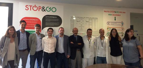 Duet ofrece gratuitamente sus instalaciones a pacientes del programa Stop&Go