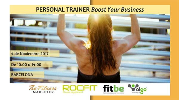 Barcelona acogerá el evento Personal Trainer Boost Your Business