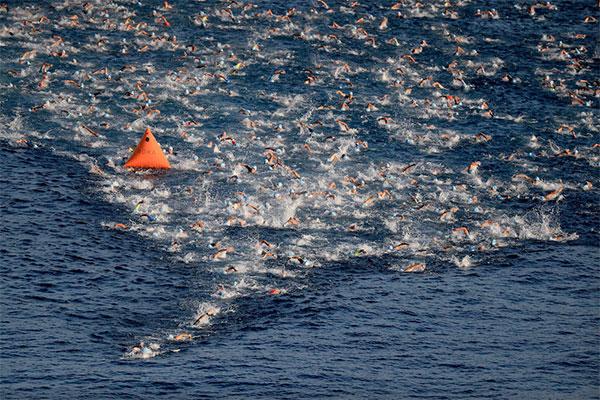 El alemán Patrick Lange vence el Ironman de Hawai