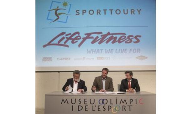 Life Fitness ofrecerá condiciones especiales a los hoteles adheridos a Sporttoury