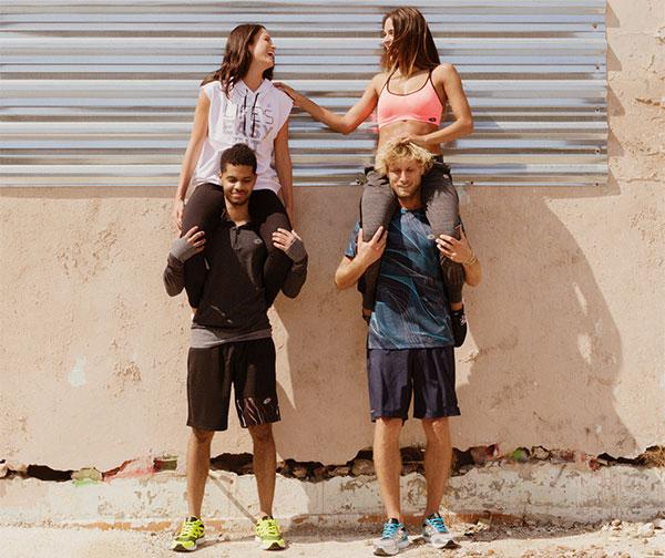 Lotto crea la marca Life's para adentrarse en el segmento 'Athleisure'