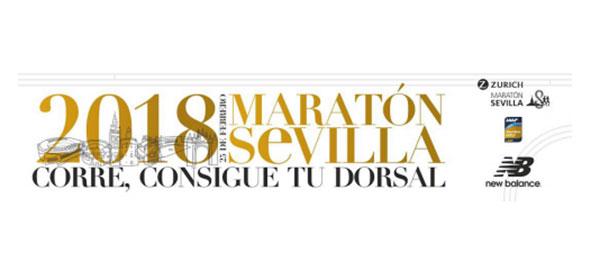 New Balance ofrece 600 dorsales gratuitos para el Maratón de Sevilla