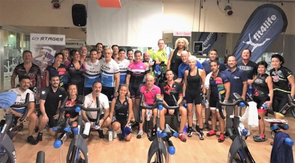 Arranca la escuela de ciclo indoor de Fit4Life Academy