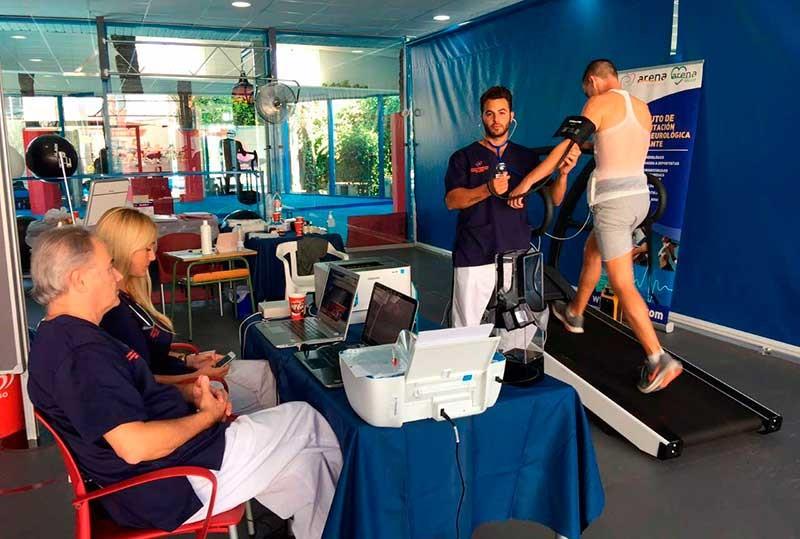 El grupo de gimnasios fitness 10 inicia su proyecto sobre for Gimnasio arena