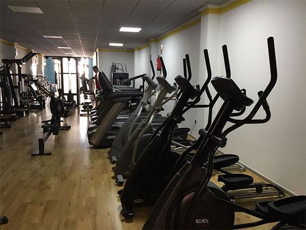 Las renovaciones impulsan las ventas de Oss Fitness