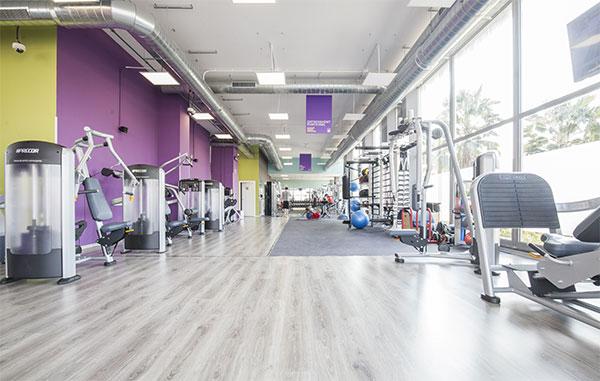 Anytime Fitness gana músculo en Andalucia con un nuevo gimnasio en Huelva