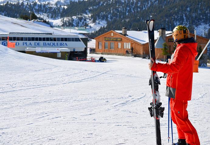 Baqueira Beret amplía el área esquiable hasta los 75 kilómetros