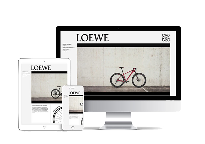 BH Bikes y Loewe se alían en una campaña de cobranding