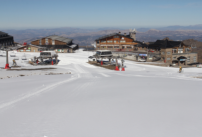 Sierra Nevada confirma la apertura de pistas este sábado