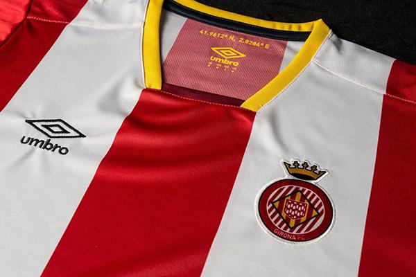 Umbro Iberia desmiente que responsabilizara a los detallistas en los problemas de abastecimiento de las camisetas del Girona FC