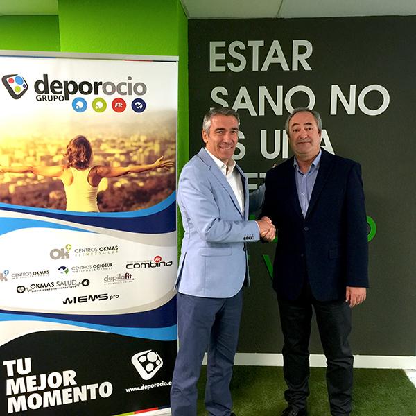 Deporocio encesta con la Federación Andaluza de Baloncesto