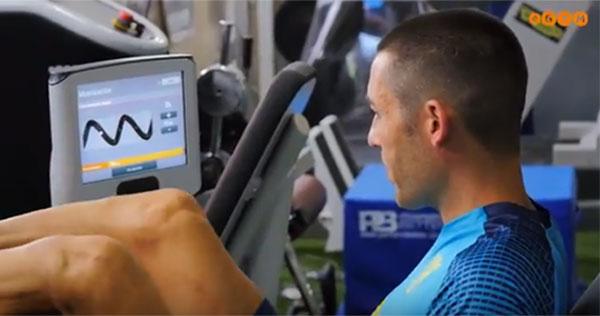 eGym introduce su tecnología en el entrenamiento del Villarreal FC