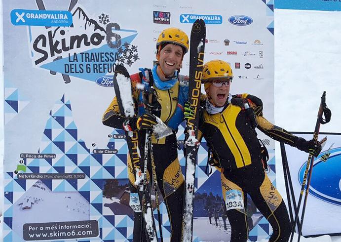La Sportiva patrocina la Grandvalira Skimo6 y la nueva Ordino Arcalís Skimo10
