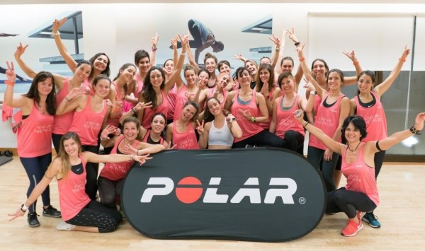 Éxito de la I Polar HIIT by Sara Carmona