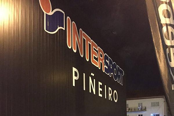 Intersport Expansión compra ocho tiendas a su licenciatario Piñeiro