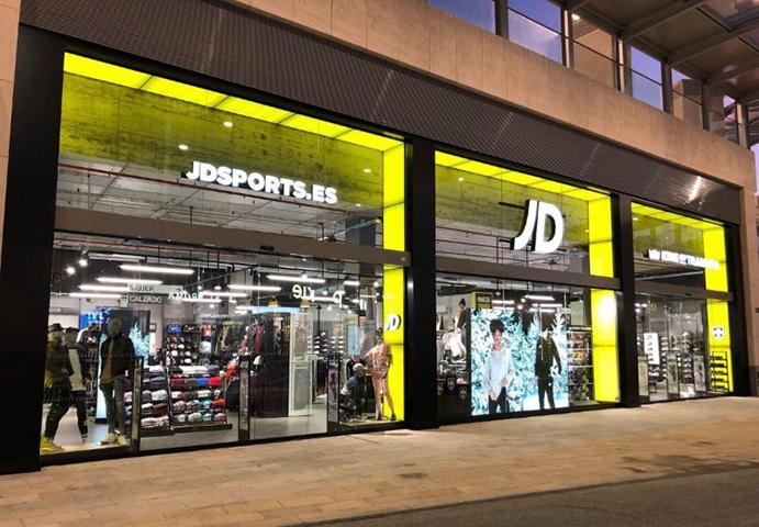 JD Sports abre su segunda tienda en el archipiélago canario