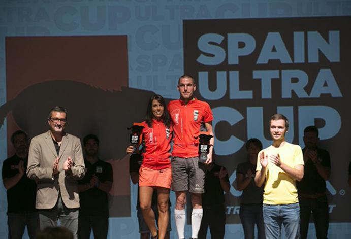 José Esteban Martínez, campeón de la Spain Ultra Cup Ultra
