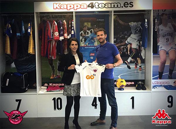 Kappa amplía su apoyo al fútbol femenino