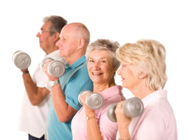 La actividad física reduce a la mitad la mortalidad en mayores de 65 años
