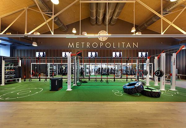 Forus entra en el 39 club 39 de las cadenas de gimnasios con for Gimnasio forus