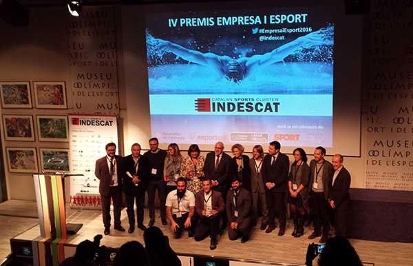 El fitness se cuela entre los nominados a los premios Empresa y Deporte de Indescat