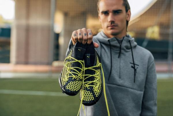 Puma presenta las nuevas botas de fútbol Future 18.1 Netfit