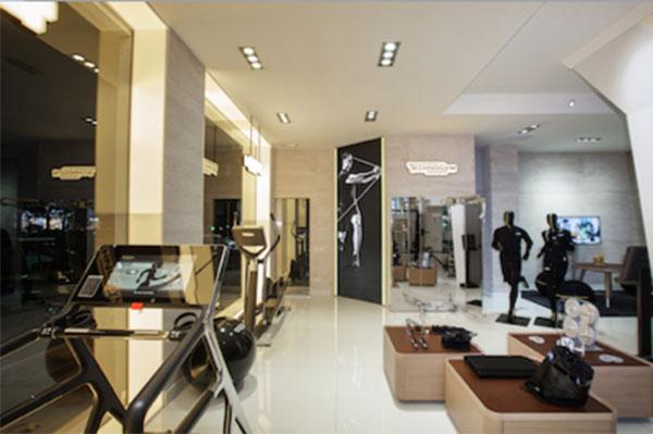 Technogym abre una tienda de Wellness en la Milla de Oro de Marbella