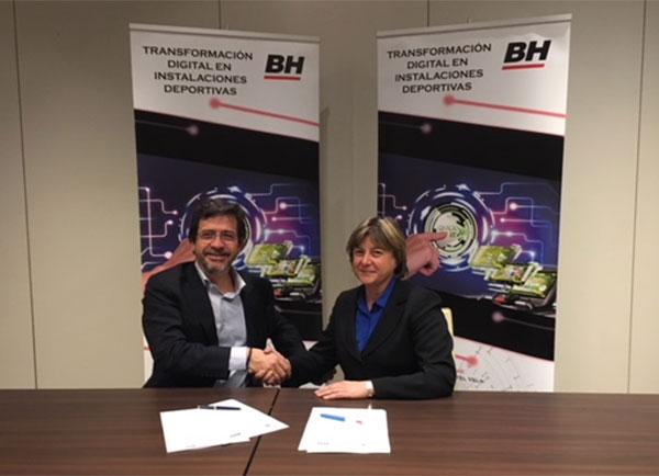 Eurofitness y BH Fitness firman un acuerdo estratégico para los próximos 4 años