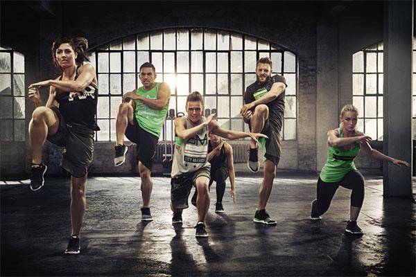 Top-10 de las actividades dirigidas más practicadas en el gimnasio
