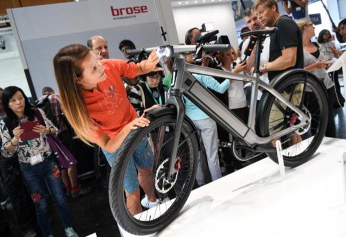 Eurobike acelera el ritmo de reservas gracias al adelanto de fechas