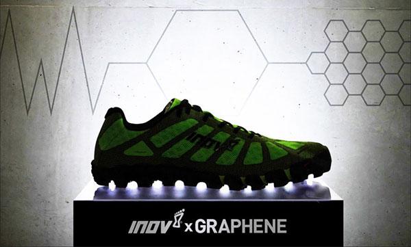 Las primeras zapatillas de running con Grafeno llegarán en 2018