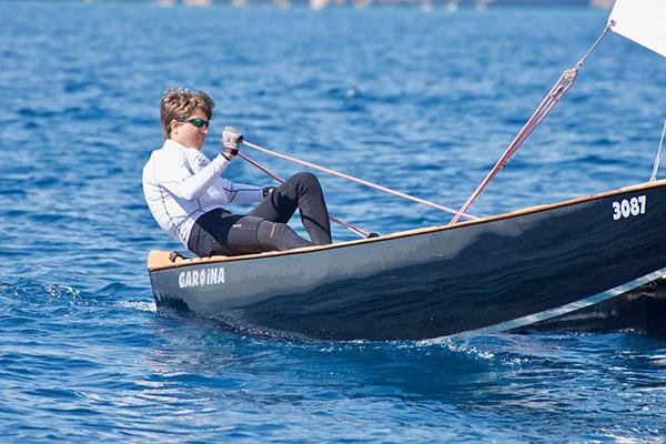 """Jan Esteba: """"Navegar con rivales expertos me ayuda a esforzarme"""""""