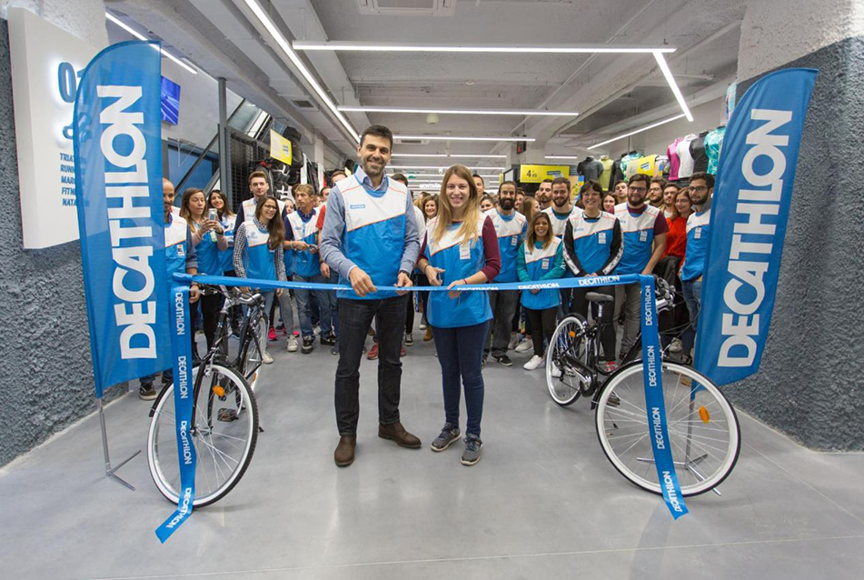 """Decathlon quiere producir los productos de pádel """"desde España para todo el mundo"""""""