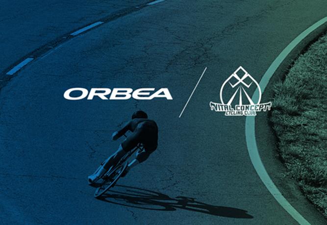 Orbea une fuerzas con el Vital Concept Cycling Club