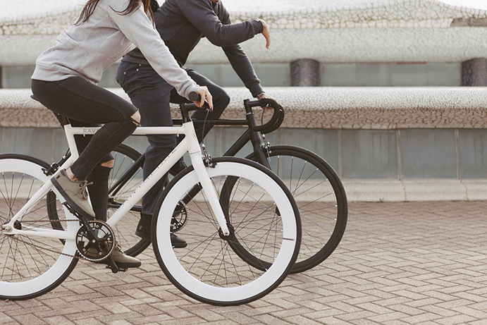 El Grupo Santafixie impulsa su propia marca de bicis urbanas