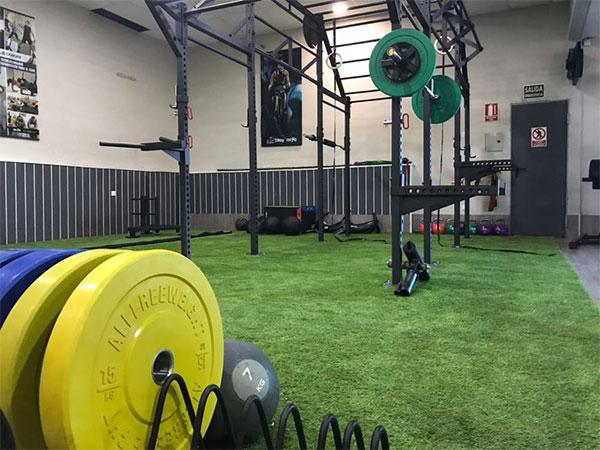 Stabia amplía su oferta con un espacio para el entrenamiento funcional