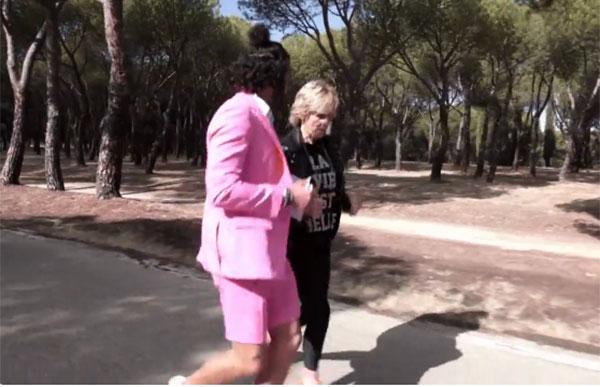 El running gana protagonismo en Movistar+ con el programa The Running Show
