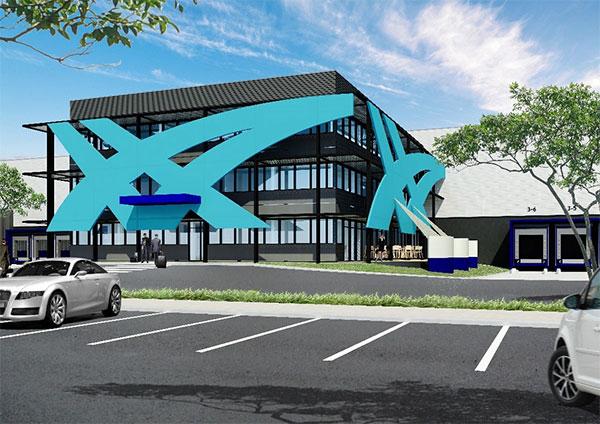 Asics abrirá en Francia un centro de distribución de 38.000 m2
