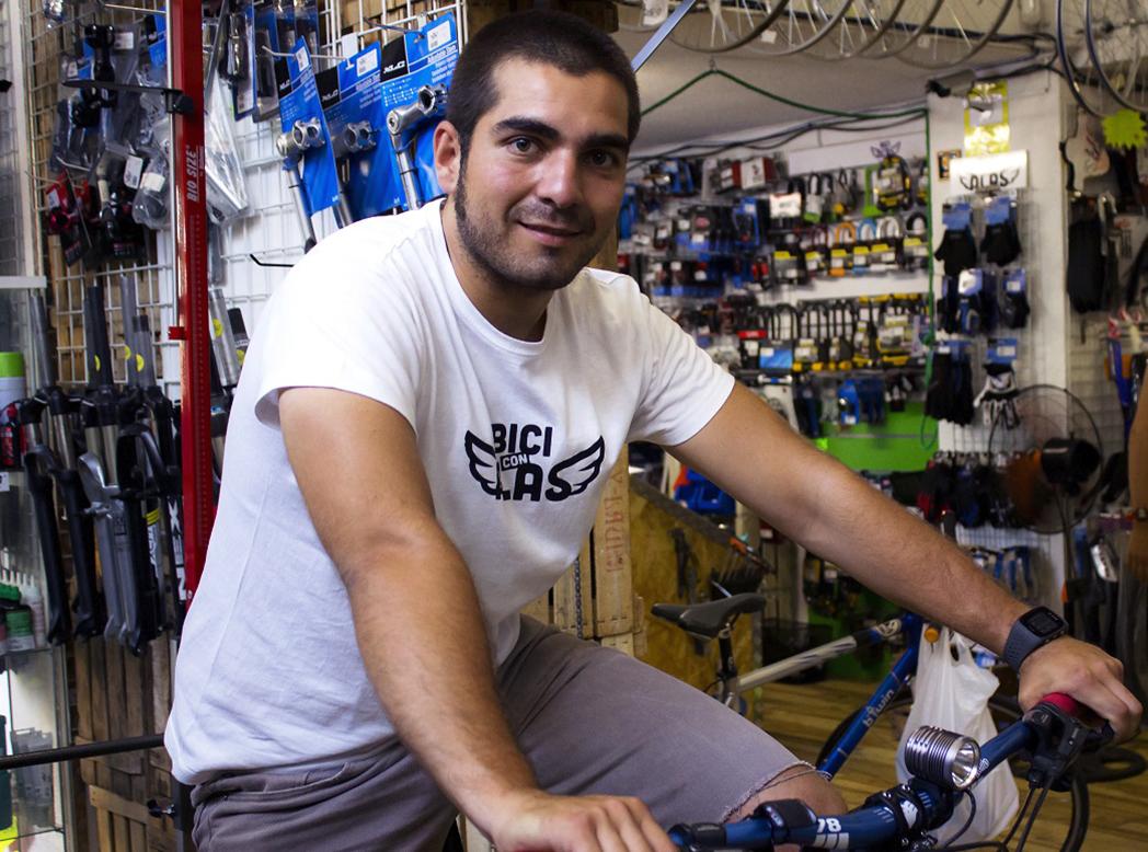 """BiciConAlas: """"La venta de bicis es una 'patata caliente' que pasa del almacén de la marca a la tienda"""""""