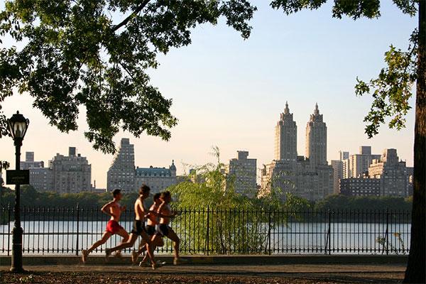 Los 6 mejores parques urbanos del mundo para correr