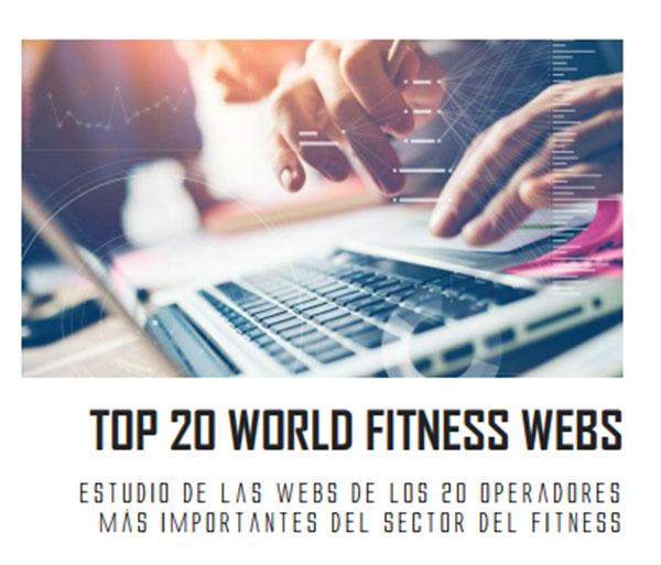 Conclusiones del estudio sobre las 20 mejores webs de gimnasios del mundo