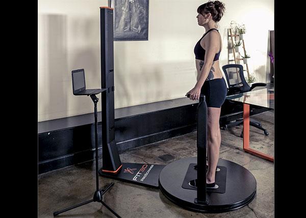 Fit4Life trae a España la versión 4.0 del escáner corporal Fit3D