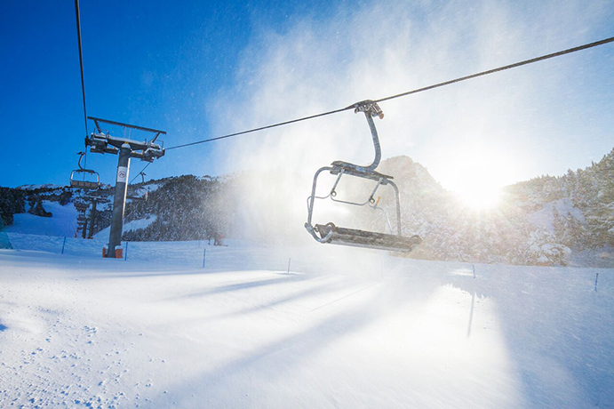 Grandvalira prevé abrir el 100% de la estación tras las últimas nevadas