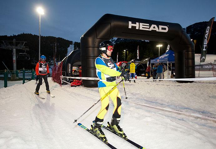 Head Ski presenta las 12 Horas Sierra Nevada Non Stop